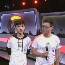 OW世界杯中国战胜澳大利亚 小组第一出线
