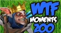 DOTA2蛋疼集锦:WTF Moments 第200期