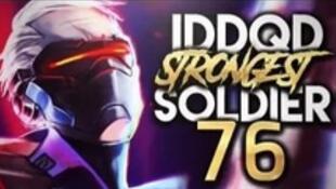 守望先锋大神集锦:IDDQD史上最强大的76!
